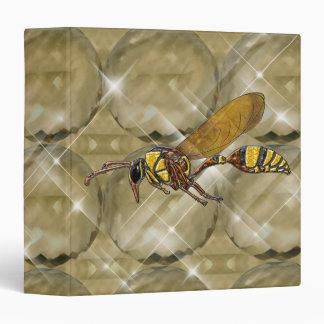 Dark Potter Wasp Binder