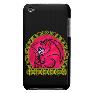 Dark Prince iPod Touch Barely There Case