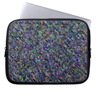 Dark Print Laptop Sleeve