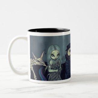 Dark Procession Mug mug