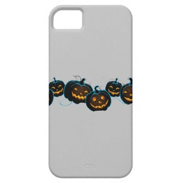 Halloween Themed Dark Pumpkins iPhone SE/5/5s Case