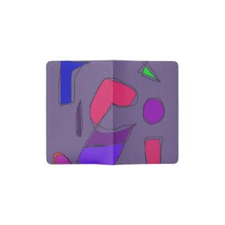 Dark Purple Gray Pocket Moleskine Notebook