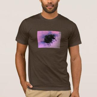 Dark Purple Haunting Sky T-Shirt