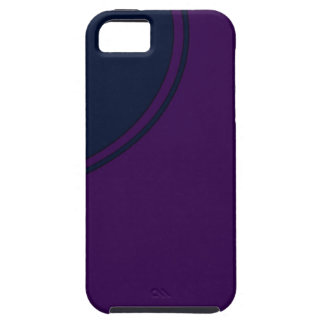 Dark purple iPhone SE/5/5s case