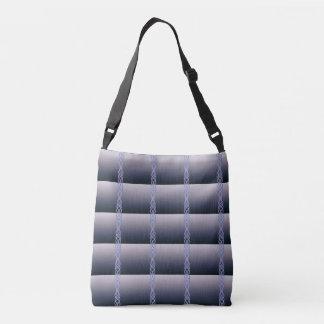 Dark Purple Lights Crossbody Bag