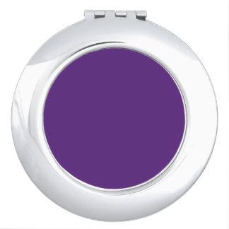 Dark Purple Vanity Mirrors