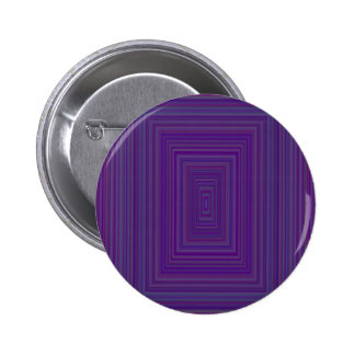 Dark Purple Pink Geometric Rectangles Art Button