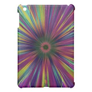Dark Purple Rainbow Speck Case Cover For The iPad Mini