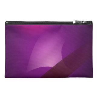 Dark Purple Space Travel Accessories Bags