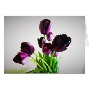 purple tulip gifts on zazzle