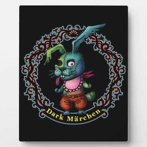 Dark Rabbit 写真プリントプレート