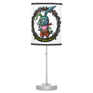 Dark Rabbit Table Lamp