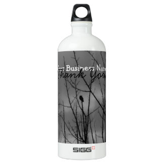 Dark Raven Aluminum Water Bottle