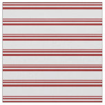 [ Thumbnail: Dark Red and Lavender Lines Pattern Fabric ]