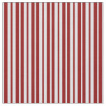 [ Thumbnail: Dark Red and Lavender Stripes/Lines Pattern Fabric ]