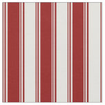 [ Thumbnail: Dark Red and Light Cyan Colored Pattern Fabric ]