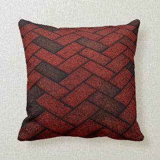 Red Brick Pillows - Decorative & Throw Pillows Zazzle