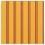[ Thumbnail: Dark Red & Orange Pattern Fabric ]