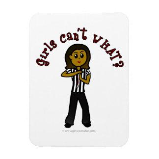 Dark Referee Magnet
