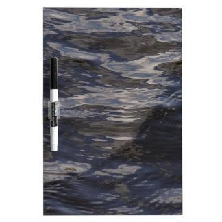 Dark Reflections Dry-Erase Board
