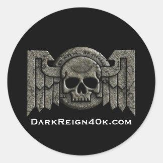 Dark Reign Stickers
