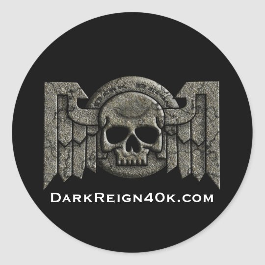 Dark Reign Stickers