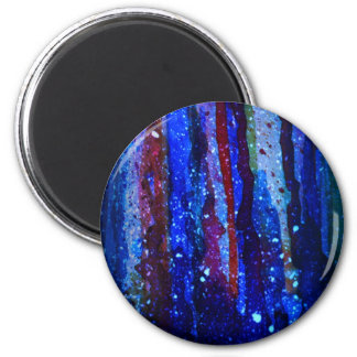 Dark rigid Blue Magnet