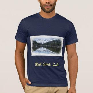 Dark Rock Creek, CA T-Shirt