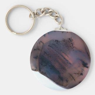 Dark Rock Keychain