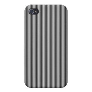 Dark Roller Door Background (1) iPhone 4/4S Covers