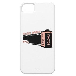 Dark Room Diva iPhone 5 Case