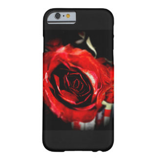 Dark Rose Barely There iPhone 6 Case