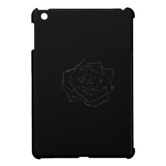 Dark rose cover for the iPad mini