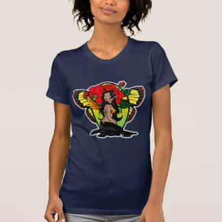 Dark Rose Fairy T-Shirt