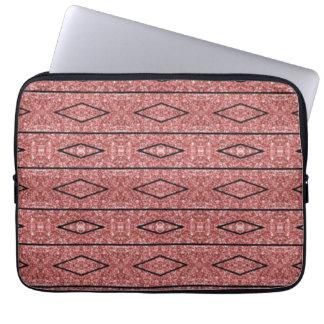 Dark Rose Gold 13' Laptop Sleeve