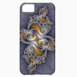 Dark Rose - Mandelbrot Fractal Cover For iPhone 5C