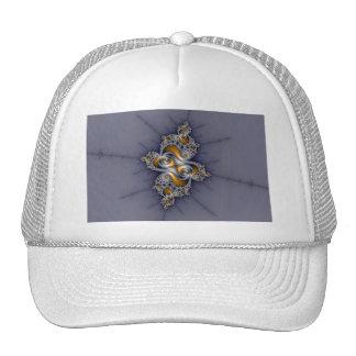 Dark Rose - Mandelbrot Fractal Trucker Hat