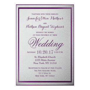 Outline Invitations Zazzle