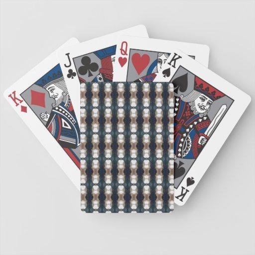 Dark & Rustic Playing Cards