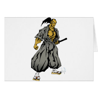 Dark Samurai Card