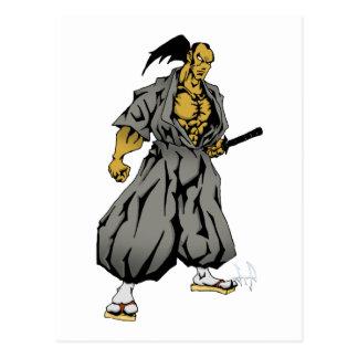 Dark Samurai Postcards