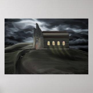 Dark Sanctuary Poster