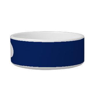 Dark Sapphire Pet Water Bowls