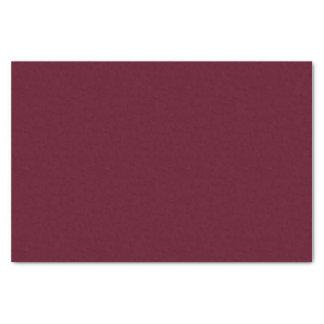 """Dark Scarlet 10"""" X 15"""" Tissue Paper"""
