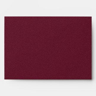 Dark Scarlet Star Dust Envelope