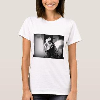 Dark Scene Hen T-Shirt