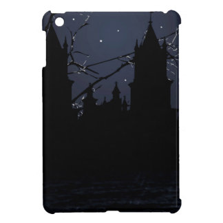 Dark Scene Illustration Print iPad Mini Case