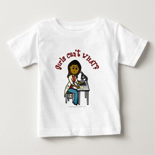 Dark Scientist Girl Tee Shirt