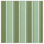 [ Thumbnail: Dark Sea Green, Dark Olive Green & Mint Cream Fabric ]
