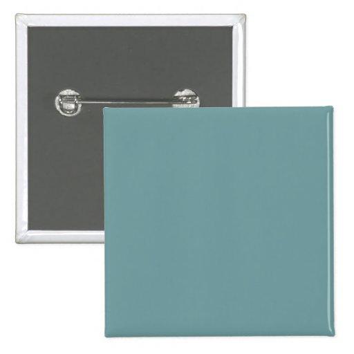Dark Seafoam Blue Sea Foam Green Color Trend Buttons